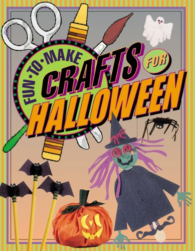 9781590783689: Fun-to-Make Crafts for Halloween