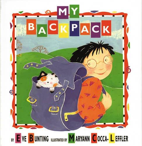 9781590783696: My Backpack