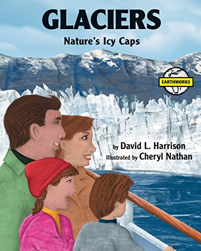9781590783726: Glaciers: Nature's Icy Caps (Earth Works)
