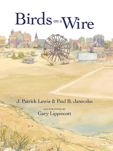 Birds on a Wire: A Renga 'round Town