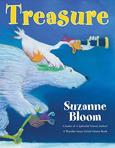 Treasure (Goose and Bear stories): Bloom, Suzanne