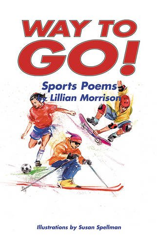 9781590784815: Way to Go!: Sports Poems
