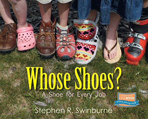 9781590785690: Whose Shoes?: A Shoe for Every Job