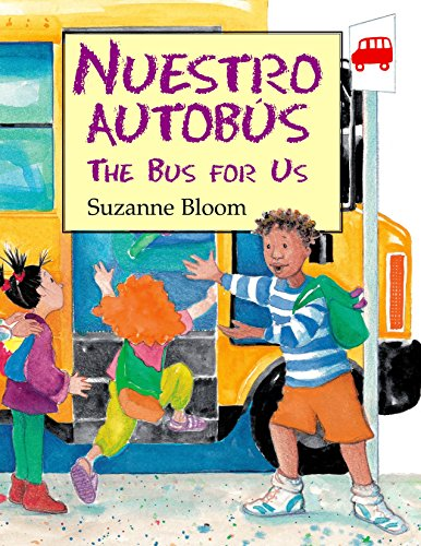 9781590786291: Nuestro Autobus (the Bus for Us)