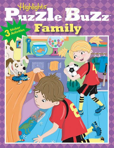 9781590786758: Puzzle Buzz 2: Family (Highlights Puzzle Buzz) (v. 2)
