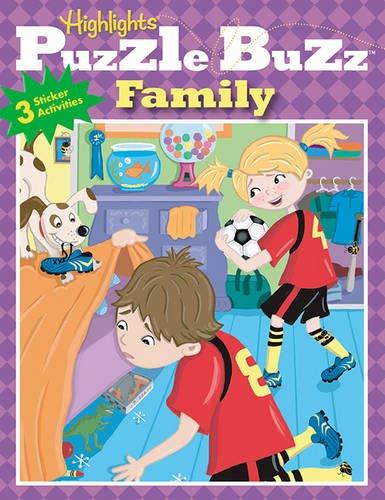 9781590786758: Puzzle Buzz Family