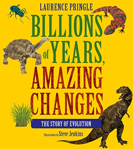 9781590787236: Billions of Years, Amazing Changes: The Story of Evolution