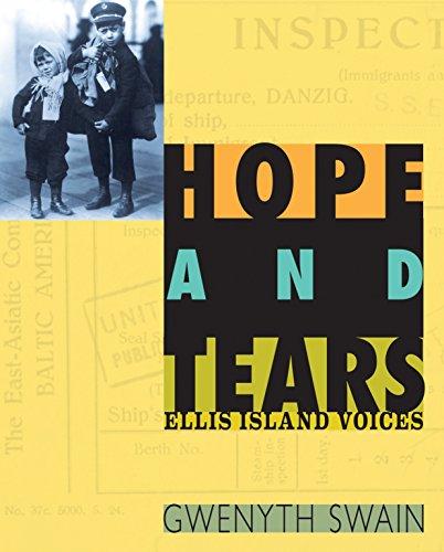 9781590787656: Hope and Tears: Ellis Island Voices