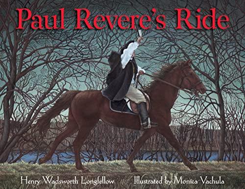 9781590788691: Paul Revere's Ride