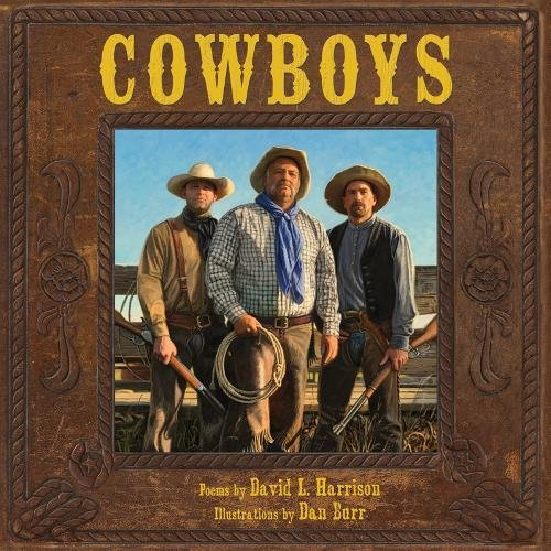9781590788776: Cowboys: Voices in the Western Wind