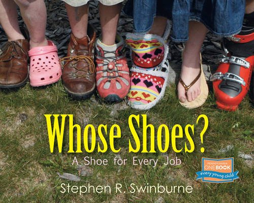 9781590788912: Whose Shoes?: A Shoe for Every Job