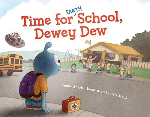 9781590789582: Time for (Earth) School, Dewey Dew