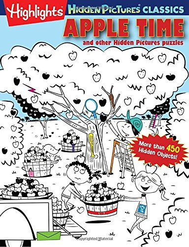 9781590789728: Hidden Pictures 2013 Classic Apple Time (Highlights Hidden Pictures® Classics)