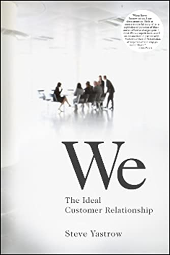 9781590791219: We: The Ideal Customer Relationship