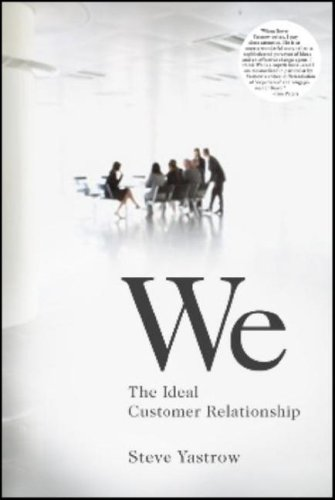 9781590791608: We: The Ideal Customer Relationship