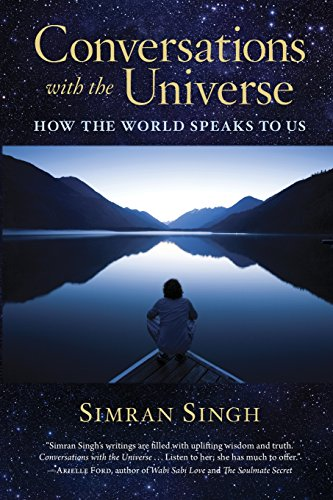9781590799772: Conversations with the Universe: How the World Speaks to Us