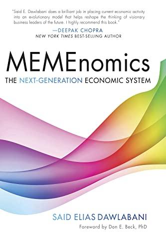 9781590799963: Memenomics: The Next Generation Economic System