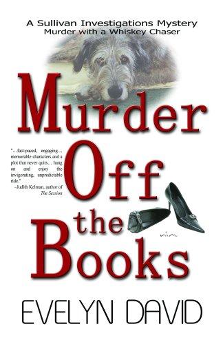 9781590805220: Murder Off the Books (Sullivan Investigations Mysteries, No. 1)