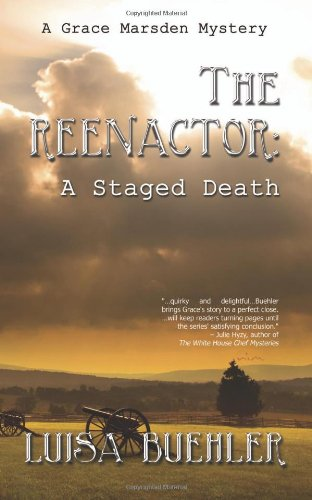 9781590805930: The Reenactor: A Staged Death