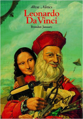9781590841341: Leonardo Da Vinci (Great Names)