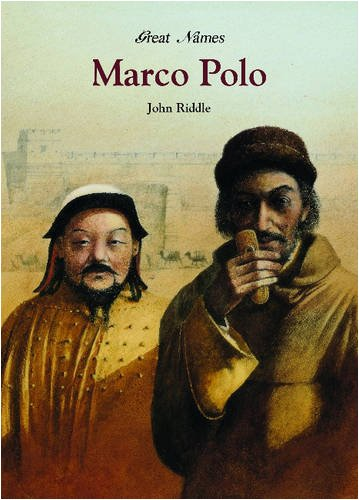 Marco Polo (Great Names): Riddle, John