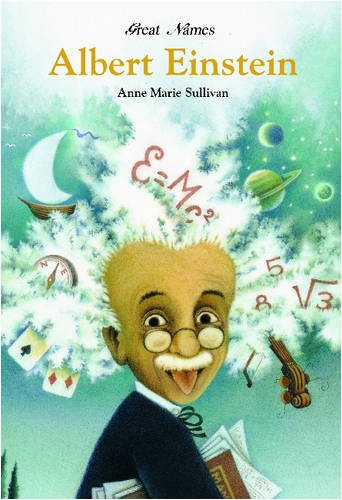 9781590841402: Albert Einstein (Great Names)