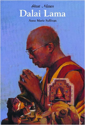 9781590841518: Dalai Lama (Great Names)