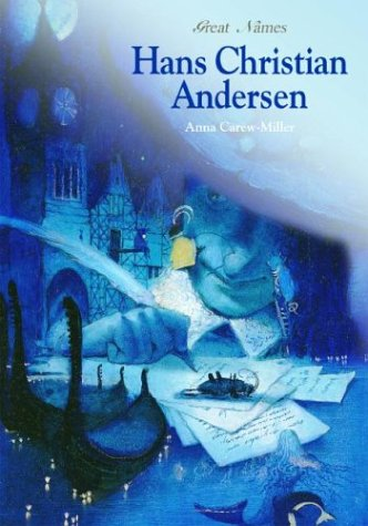 9781590841600: Hans Christian Andersen (Great Names)