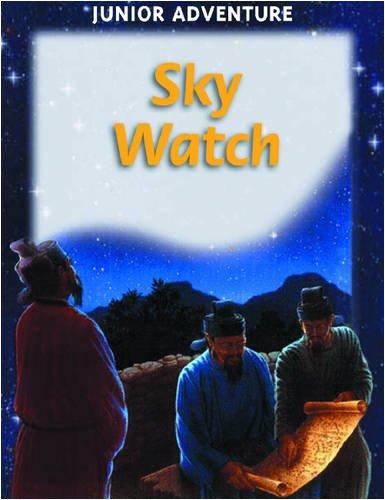 Sky Watch (Junior Adventure): Coupe, Robert