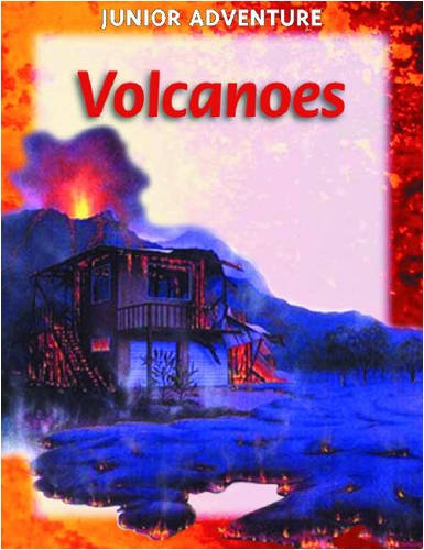 9781590841853: Volcanoes (Junior Adventure)