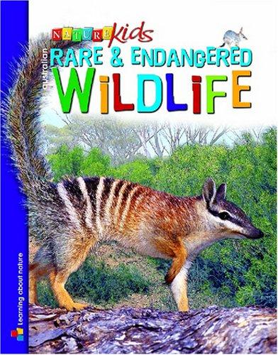 9781590842126: Australian Rare and Endangered Wildlife (Nature Kids)