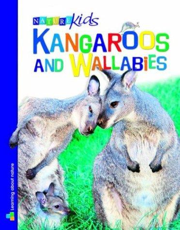 9781590842171: Australian Kangaroos and Wallabies (Nature Kids)