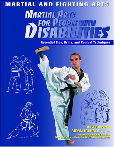 9781590843994: Martial Arts for People with Disabilities (Martial and Fighting Arts)