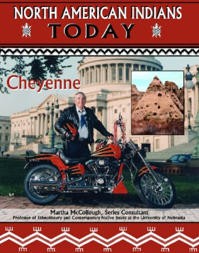 9781590846667: Cheyenne (North American Indians Today)