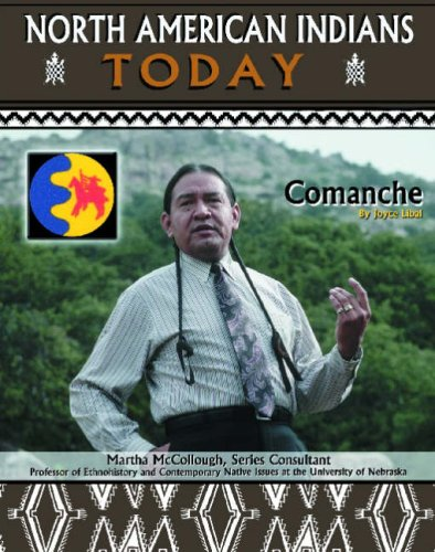 9781590846674: Comanche (North American Indians Today)