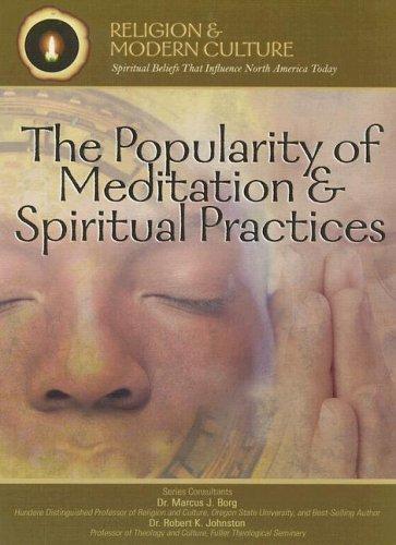 The Popularity of Meditation and Spiritual Practices : Seeking Inner Peace: Marsha McIntosh; ...