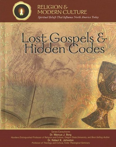 9781590849828: Lost Gospels & Hidden Codes: New Concepts of Scripture (Religion And Modern Culture)
