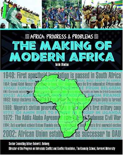 The Making of Modern Africa (Africa: Progress & Problems): Tunde Obadina