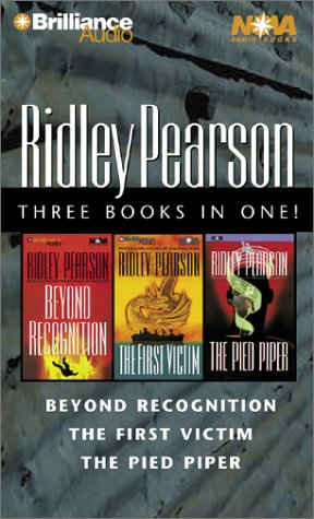 9781590861189: Ridley Pearson Collection: Beyond Recognition, The Pied Piper, The First Victim (Lou Boldt/Daphne Matthews Series)
