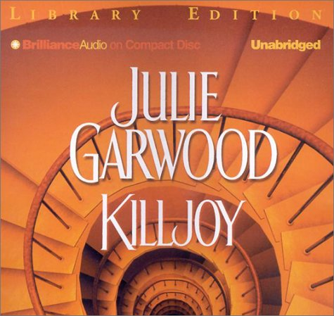 KILLJOY (LIBR. ED.) (9 CD'S): Garwood, Julie