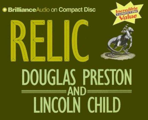 9781590865286: Relic (Pendergast)