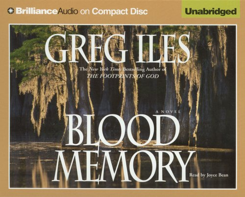 9781590866009: Blood Memory (Brilliance Audio on Compact Disc)