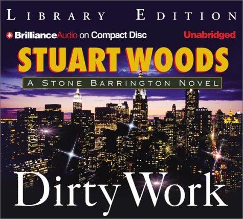 9781590867358: Dirty Work (Stone Barrington Series)