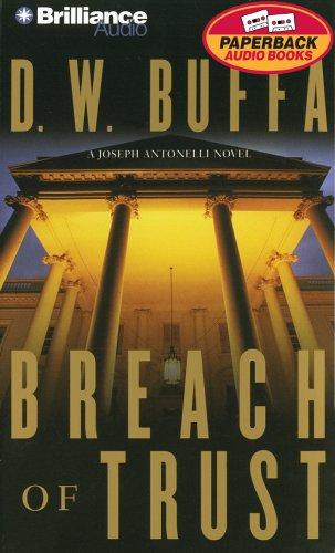 9781590867990: Breach of Trust (Joseph Antonelli)