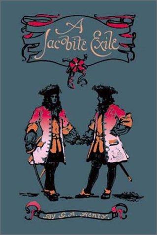 9781590870075: A Jacobite Exile