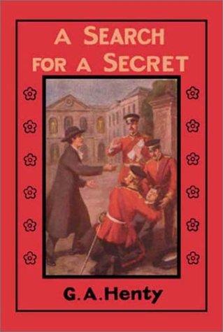 9781590870150: A Search for a Secret