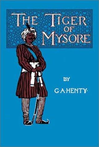 9781590871393: The Tiger of Mysore