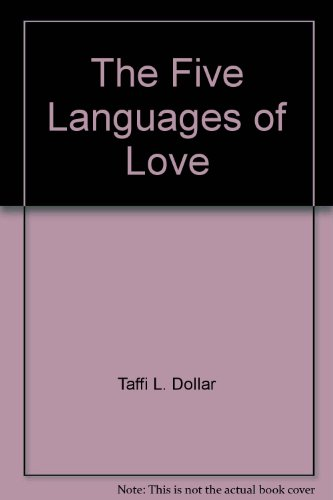 9781590890363: Five Languages of Love