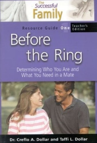 Before The Ring-teachers (The Successful Family): Creflo Dollar