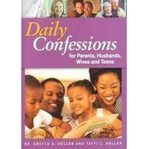 9781590897256: Daily Confessions for Parents, Husbands, Wives and Teens